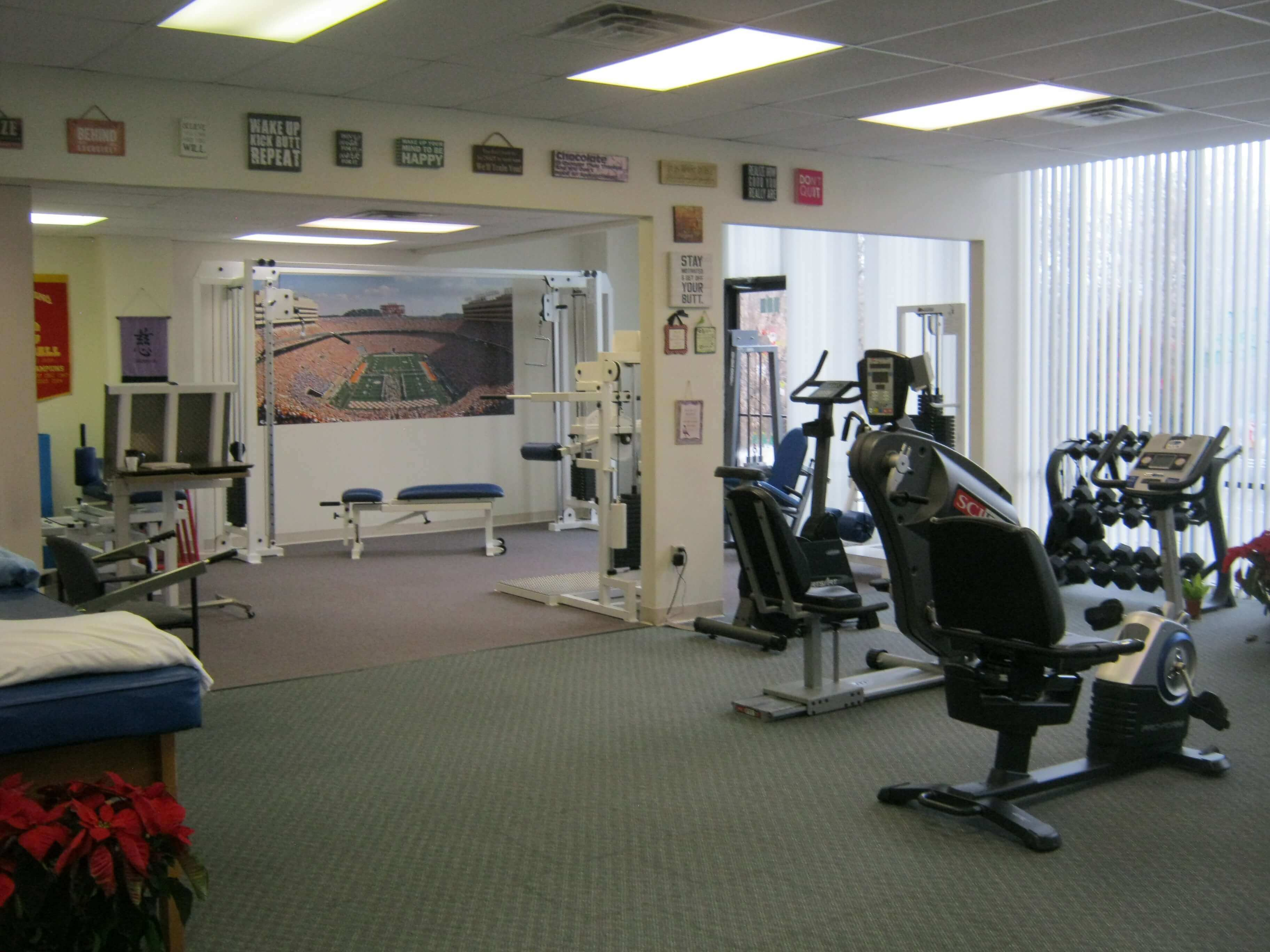 Physical Therapy place