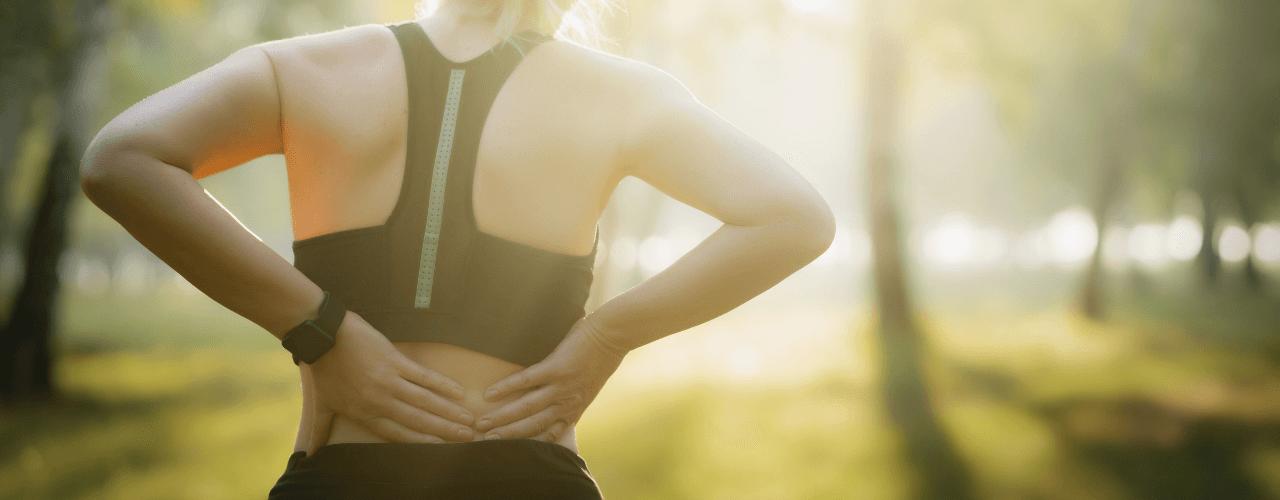 back pain relief Johnson City, TN