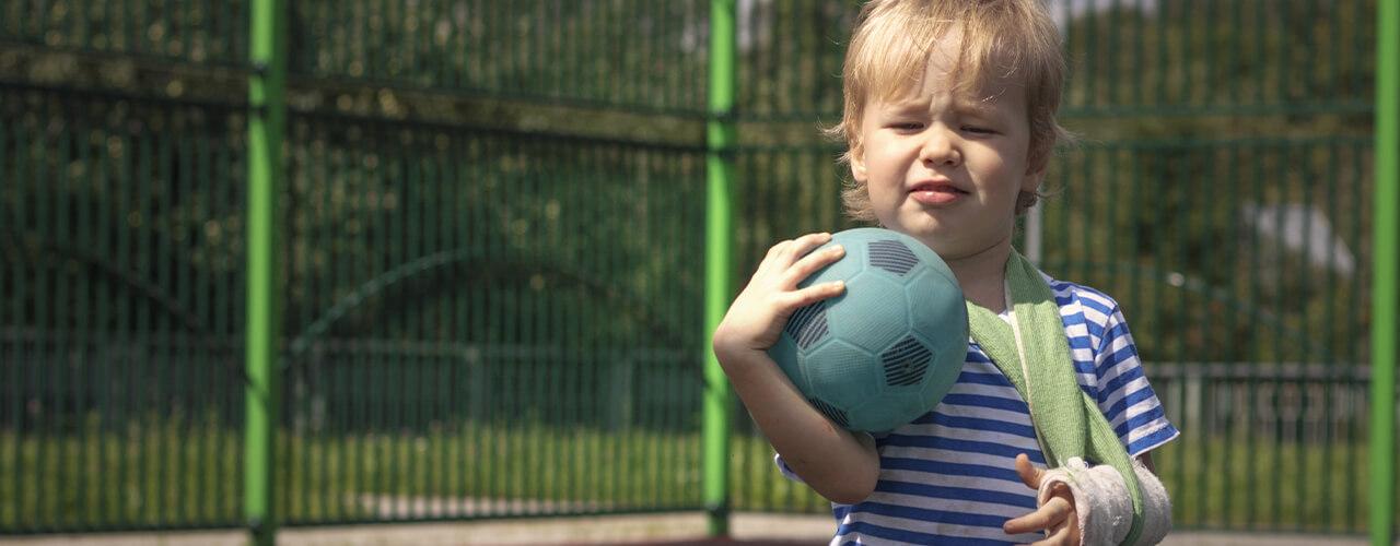 Pediatric Sports Injuries Treatment Johnson City, TN