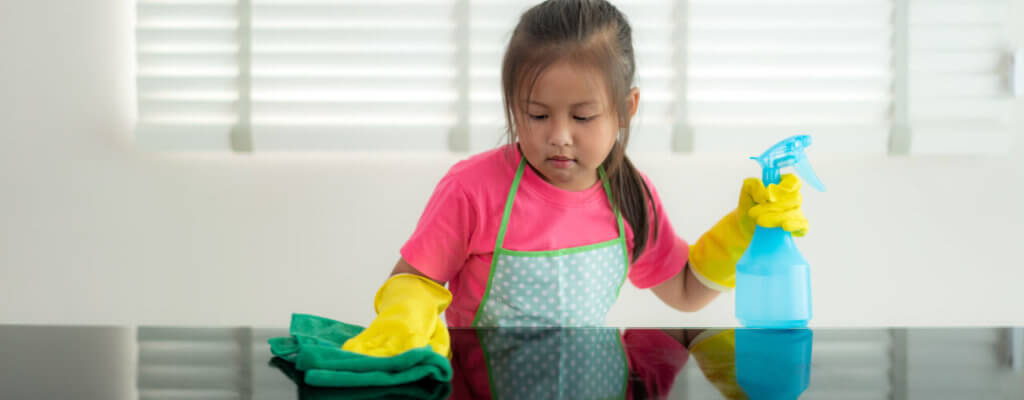 Ready to Start Teaching Your Child Important Life Lessons? Start with Chores